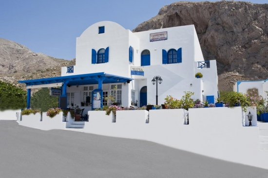 Почивка в Ancient Thira 3*