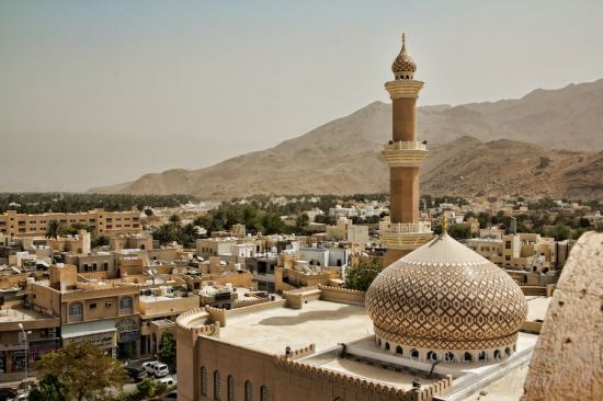 Оман-още един оазис в Персийския залив, с включени екскурзии до Дубай и Шаржа