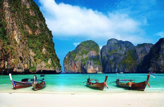 Очарователен Тайланд-Банкок и Пукет